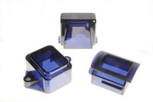 Plastic Injection Molded Lenses for Optic Sensors
